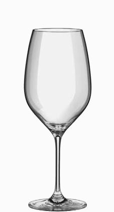 כוס יין 590 מ״ל איכותית ואלגנטית