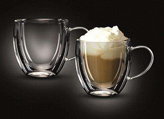 """סט 2 כוסות דאבל 300 מ""""ל COSTA מבית Food Appeal"""