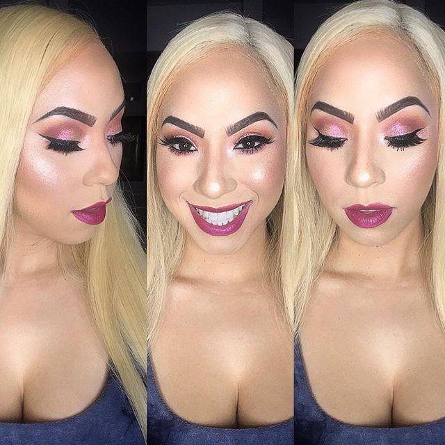 Benz Glow! 💞_MakeupByMyia 🎀 BridesByMy