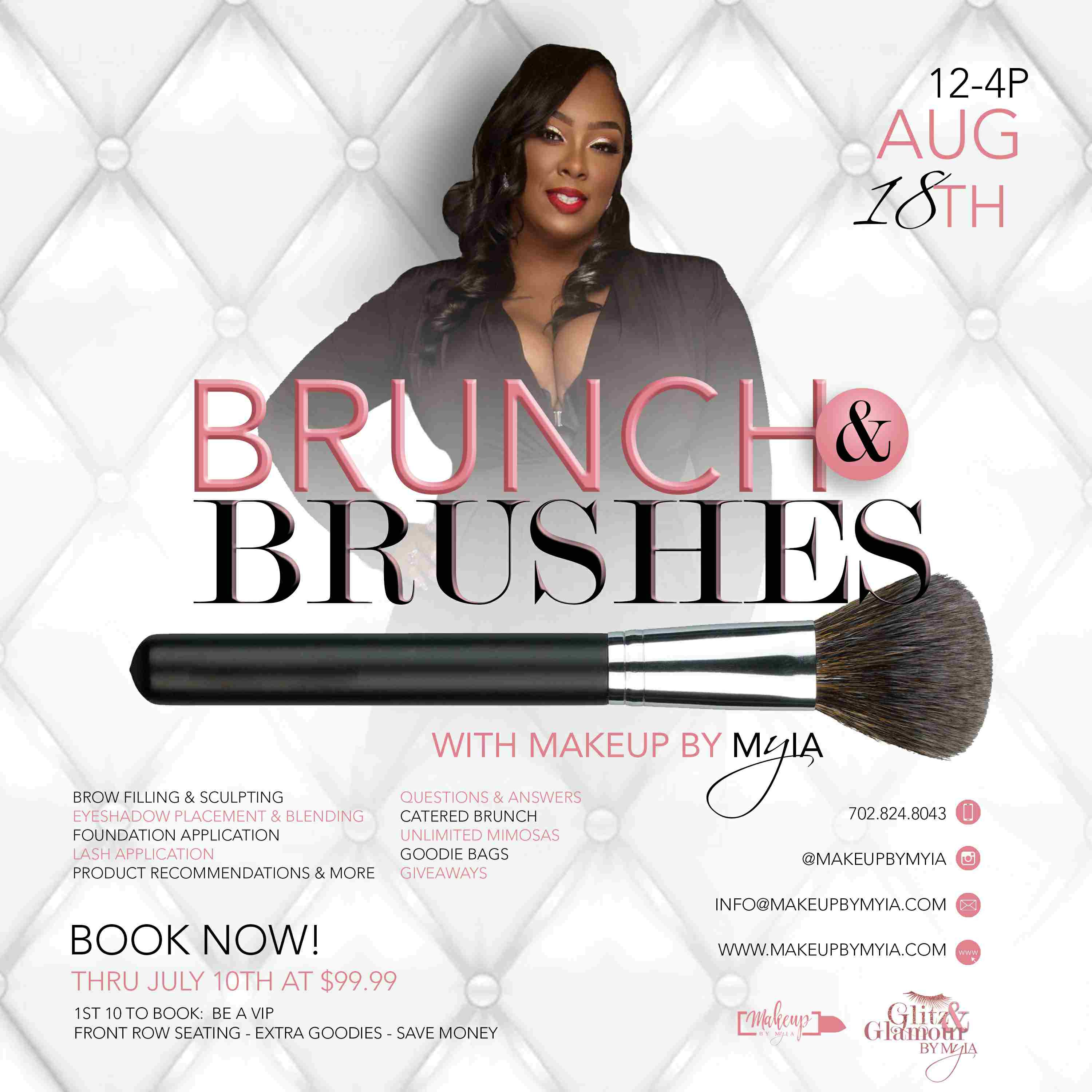 Brunch and Brushes (EARLY BIRD)