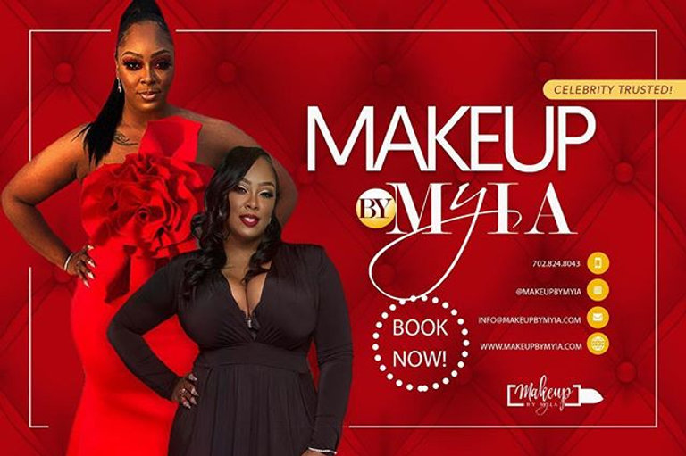 Who's your Professional Makeup Artist ‼️