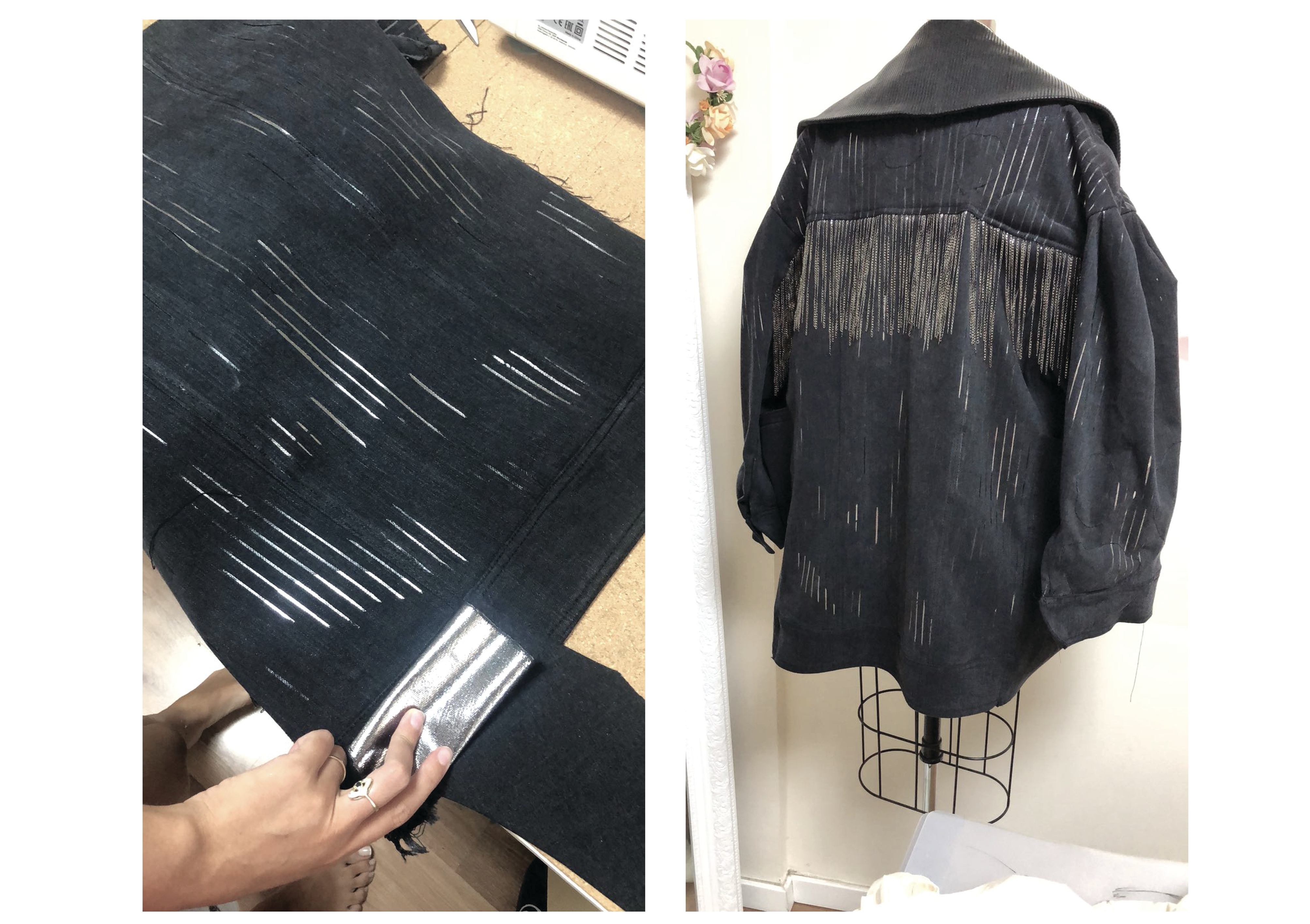 Textil Manipulation