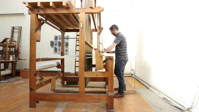 Computer Fundamentals Began with the Jacquard Loom