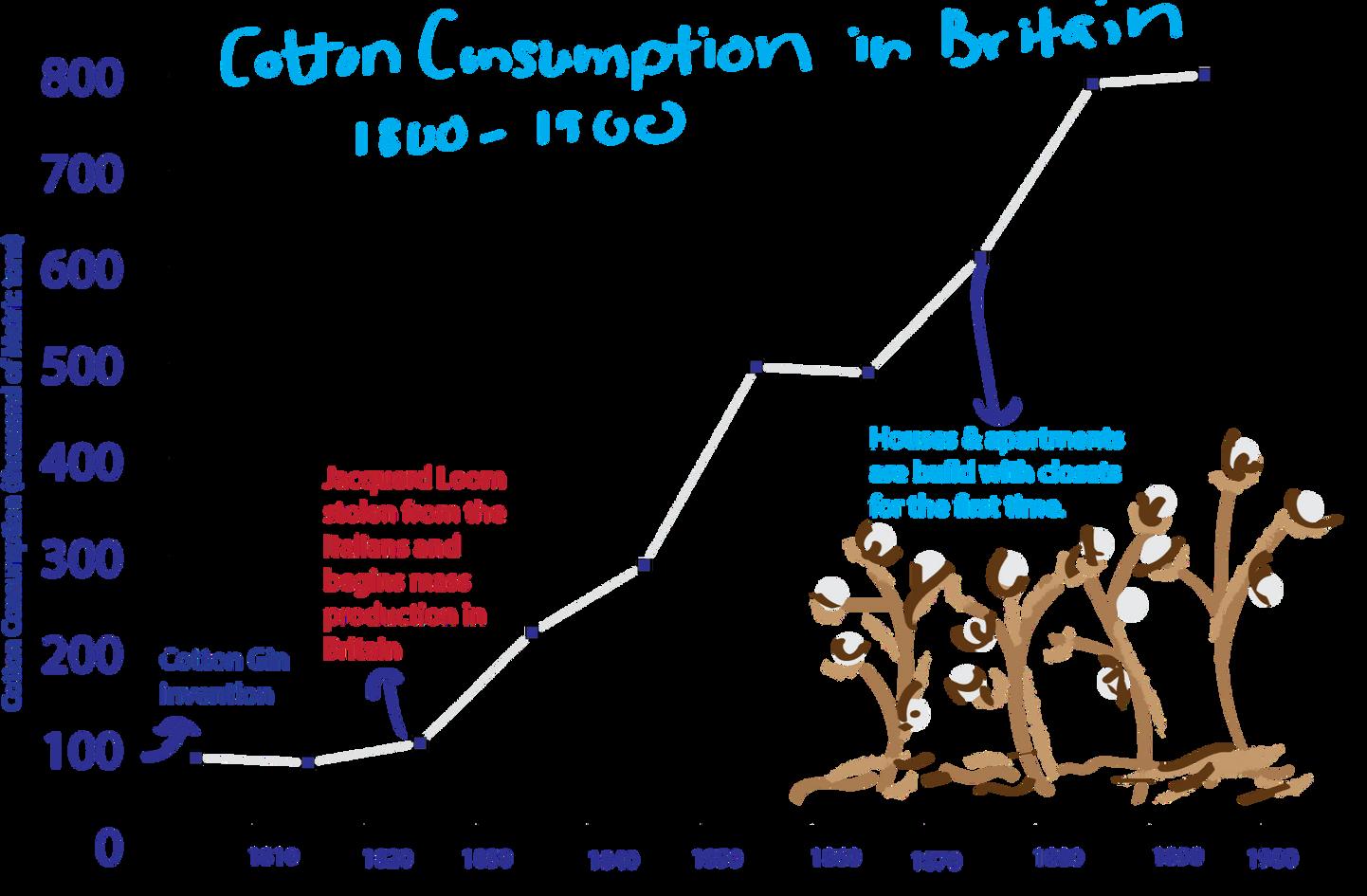 British Consumption Drives Southern Cotton Demand