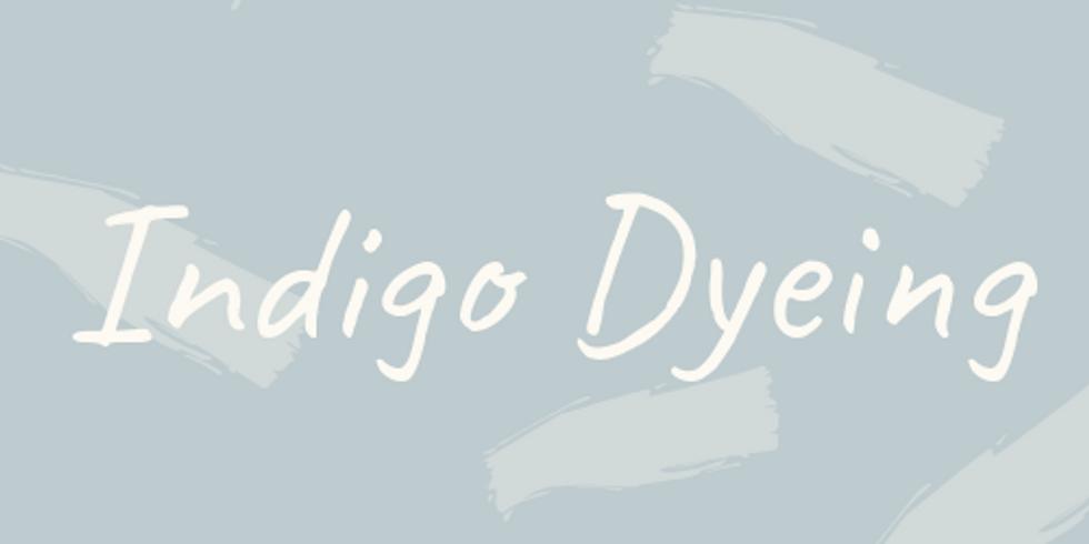 Indigo Dyeing Event