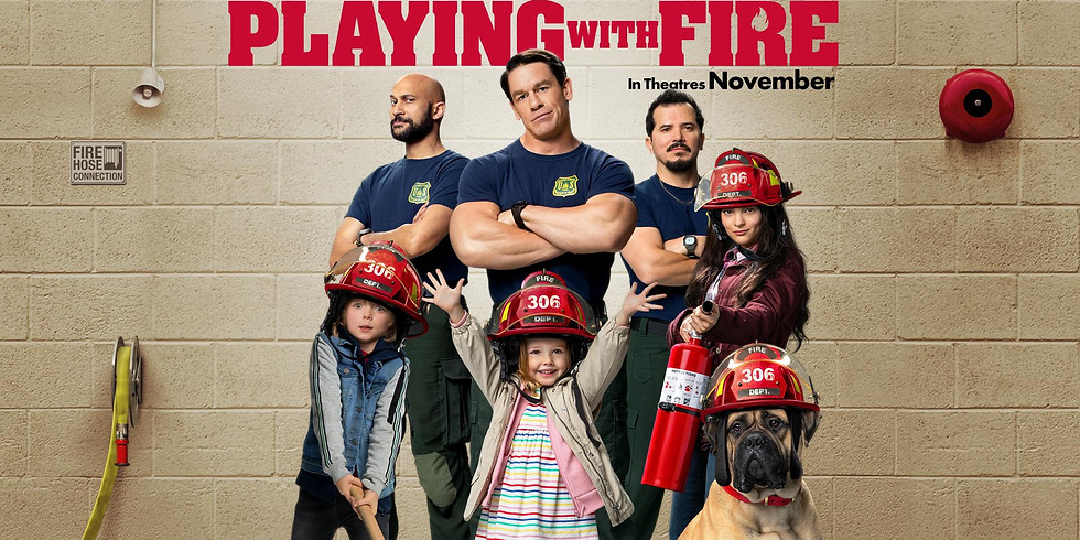 Watch Playing with Fire with the Animals on March 28 at 7:00pm