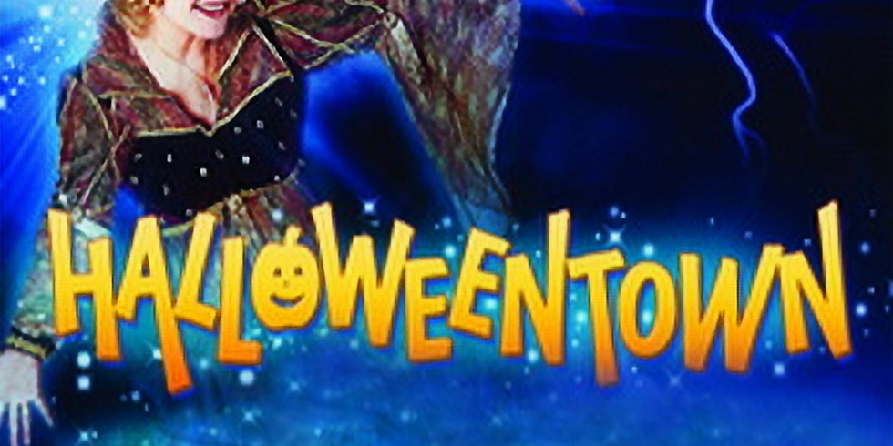 Watch Halloweentown with the Animals