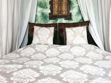 Chambre Bois de Bali