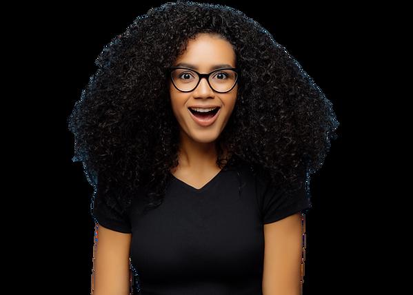 pleasantly-surprised-dark-skinned-woman-