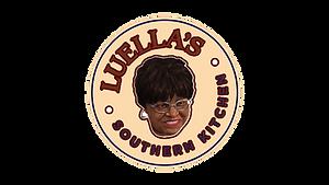 LUELLA'S SOUTHERN KITCHEN COMPLETE LOGO.