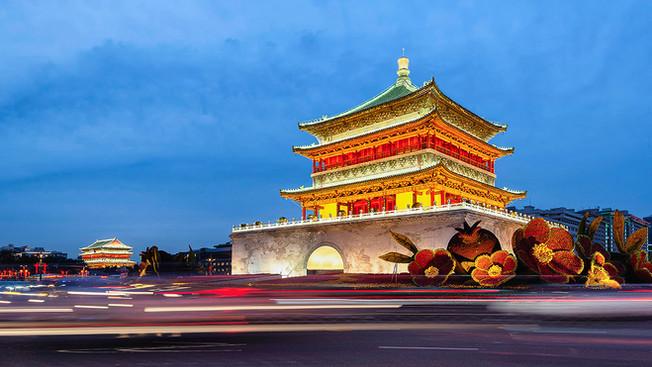 ซีอาน (Xi'an) จุดเริ่มต้นเส้นทางสายไหม และสุสานจิ๋นซีฮ่องเต้ กับกองทัพนักรบดินเผา