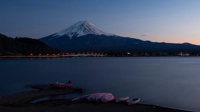 ฟูจิ (Fuji) เน้นๆ 3 วันครึ่งไปเกือบครบทุกทะเลสาบ