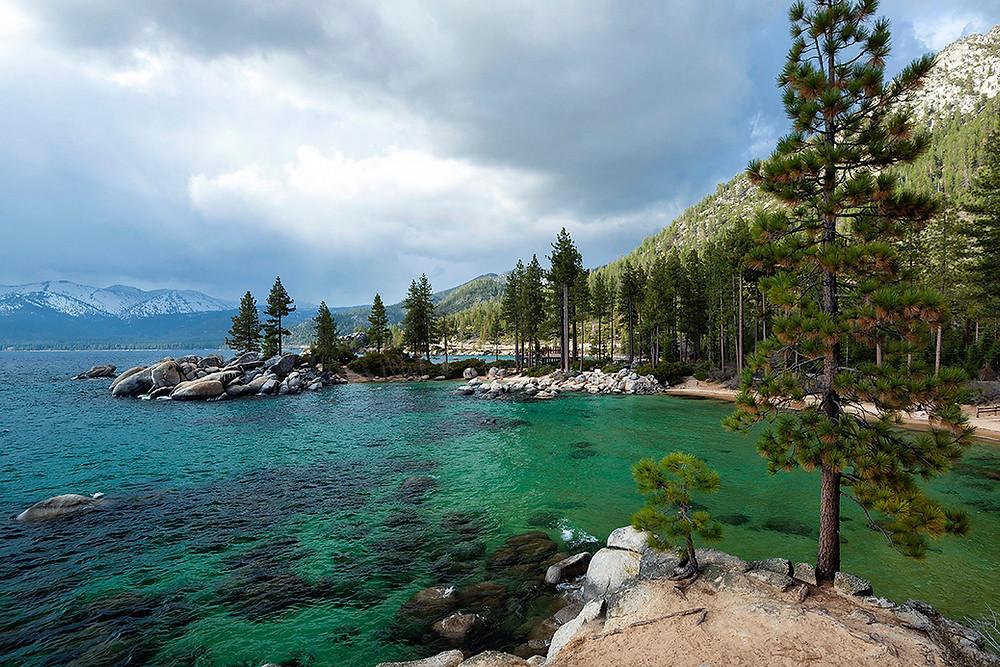 sand harbor lake tahoe