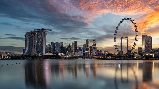 10 สิงคโปร์ Cityscape Hotspot รวบรวมไว้ที่นี่มุมมหาชน