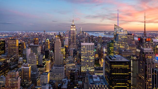 นิวยอร์คซิตี้ สวรรค์ของคนรัก Cityscape + วอชิงตัน ดีซี มาทั้งทีขอไปตามหาพี่ทรัมป์