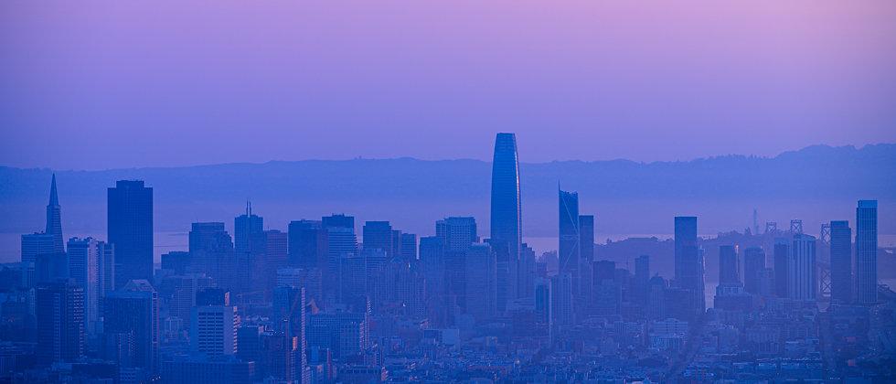 San Francisco dowtown