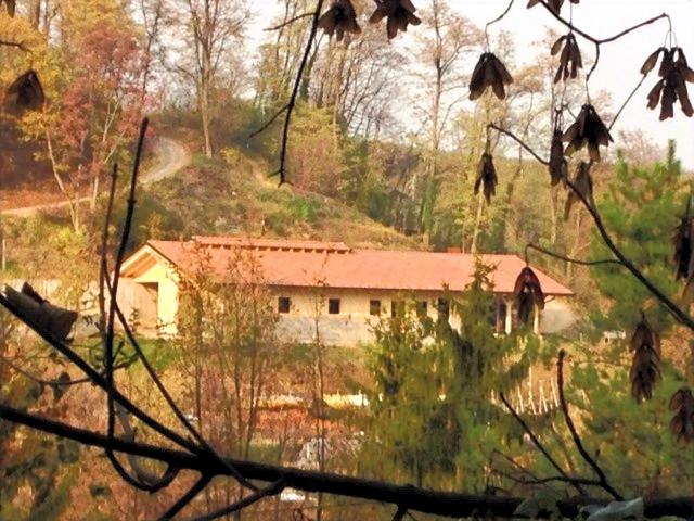 Ziegenstall in Dercolo