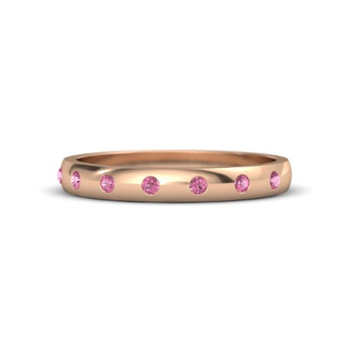 PHILIPPA ring- 9k gold & gemstones
