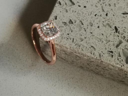 Q&A: SALT & PEPPER Diamonds