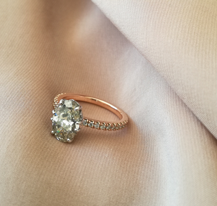 How to buy Oval-Cut Diamonds!