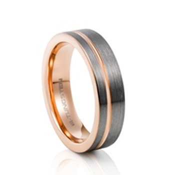 GRAYSTON wedding band