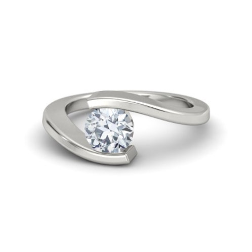 BEVERLEY 9k Gold Diamond Ring