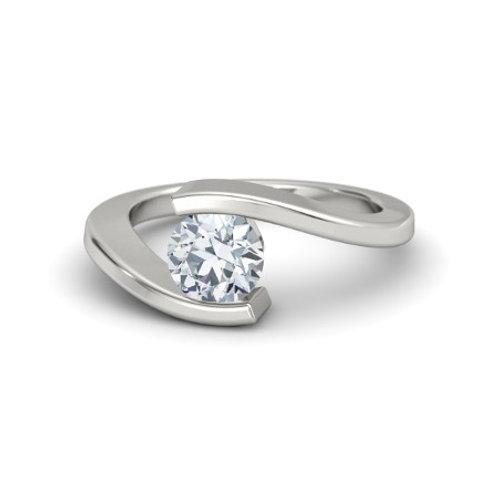 BEVERLEY 18k Gold Diamond Ring