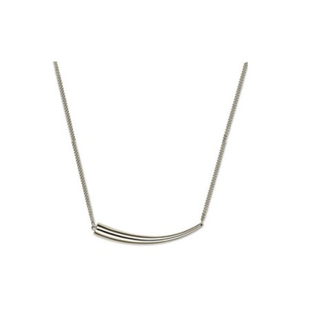 TUSK necklace- Sterling silver