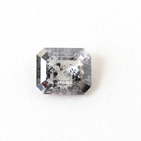 Diamond-0.49ct Emerald- Cut