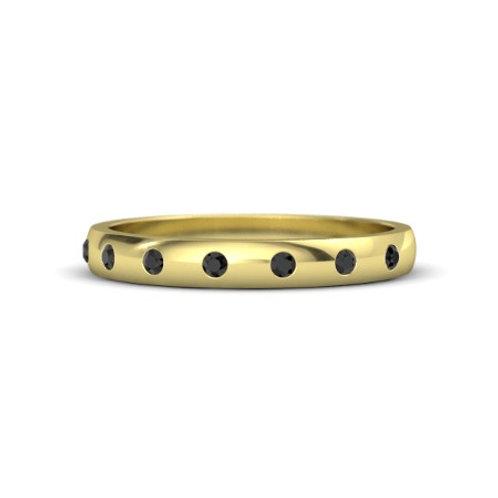 PHILIPPA ring- 9k gold & diamonds