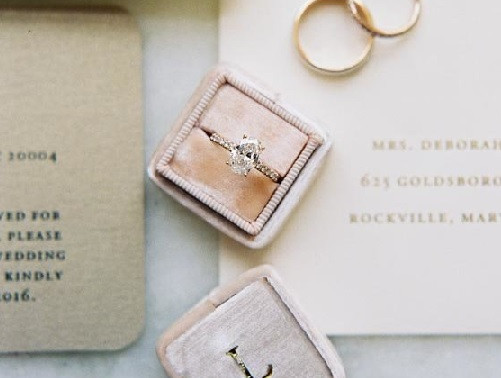 KEY BRIDAL TRENDS IN ENGAGEMENT FOR 2018
