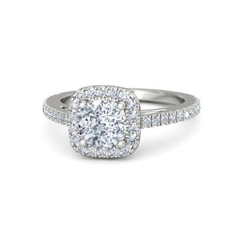 KATHERINE 9k Gold Diamond Engagement Ring