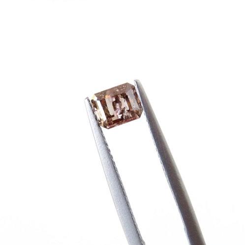 Diamond- 1.07ct Emerald-cut