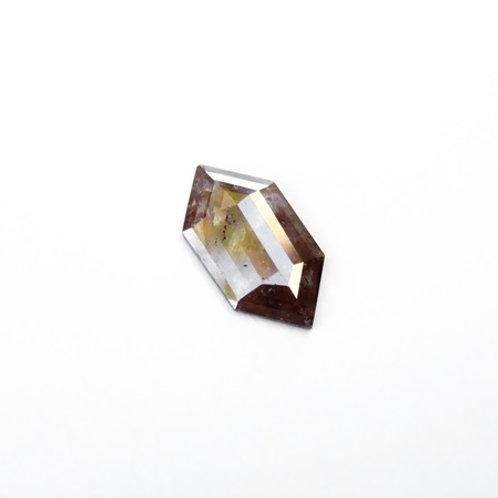 Diamond- 1.13ct Hexagon
