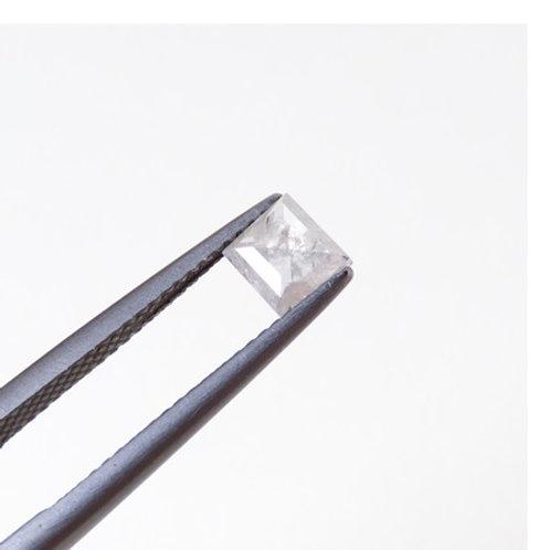Diamond-0.68ct Elongated Square-Cut