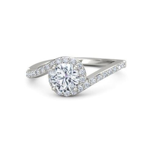 JESSICA 18k Gold Diamond Ring