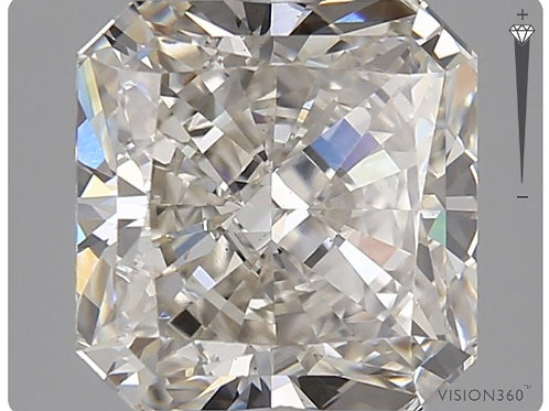Lab- Grown Diamond- 3.01ct Radiant