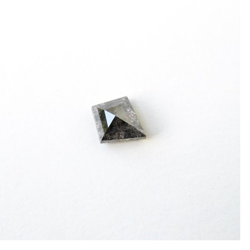 Diamond-1.46ct Kite- shape Rose-Cut
