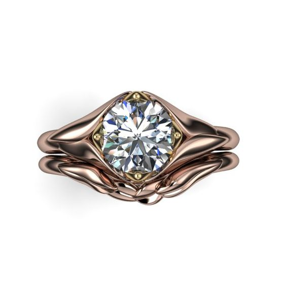 Custom Designed Diamond Ring by Kristin