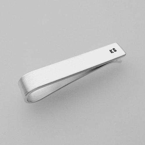 TIE BAR- Sterling silver