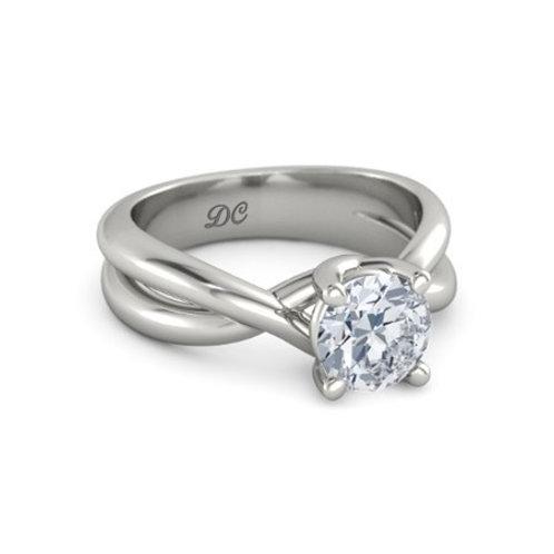 NOLEEN 18k Gold Diamond Ring