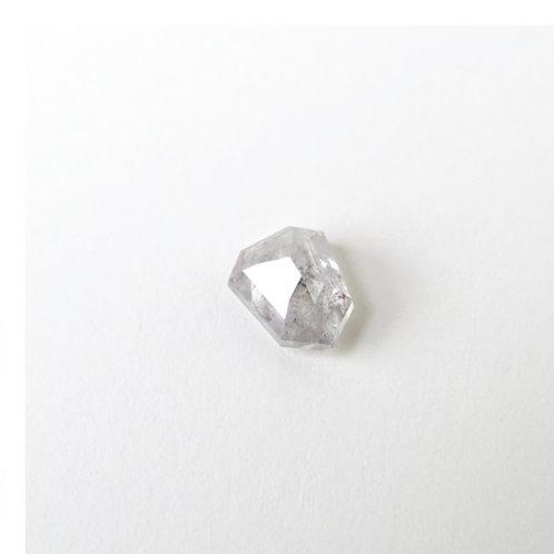 Diamond-1.34ct Heptagon