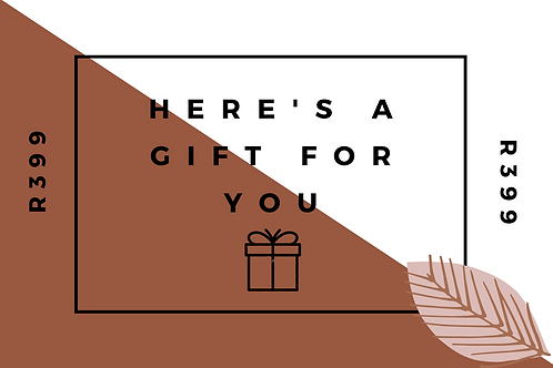 Gift Vouchers_ starting from