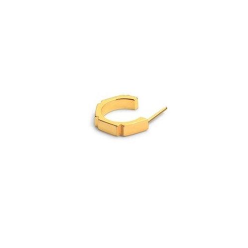 ORIGINATOR hoop- 9k gold