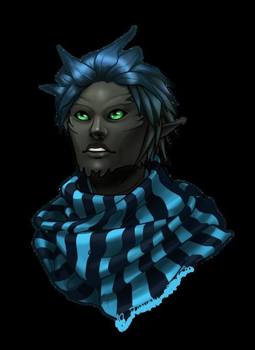 Commission for Glowysalads