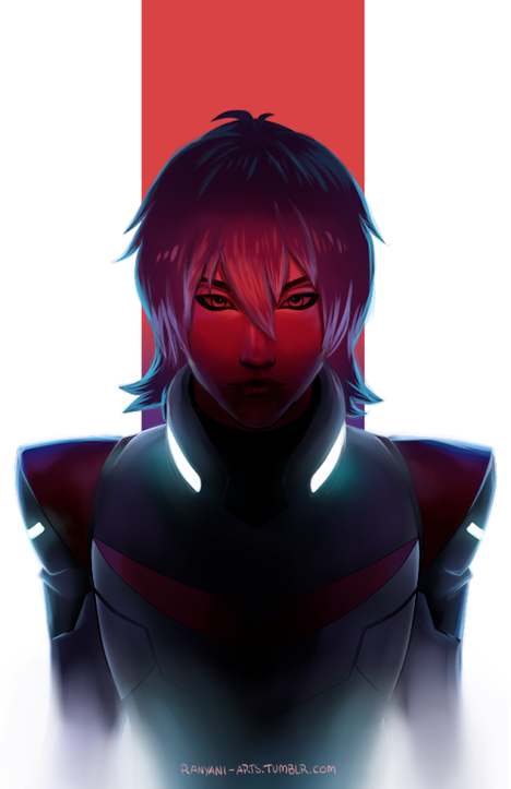 Red Paladin
