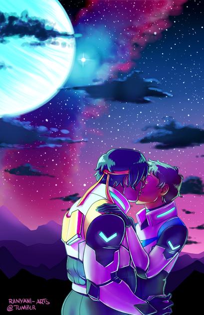 Space Kisses