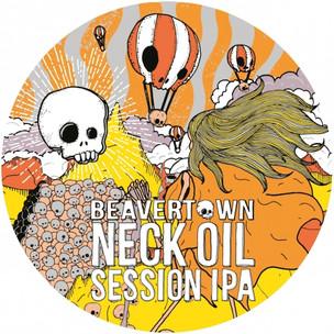 Neck Oil Session IPA