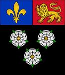 King' College Cambridge crest