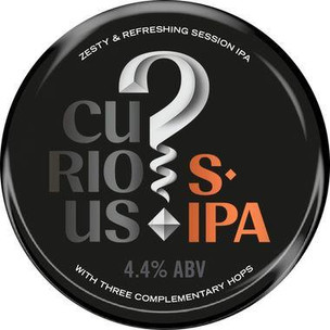 Curious Brew Session IPA